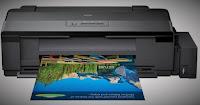 Descargar Driver Impresora Epson L1800 Series Gratis
