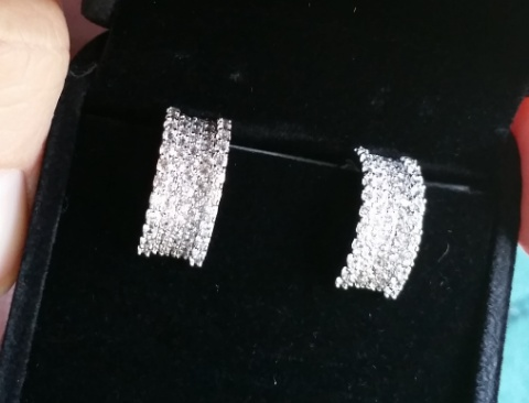 orrous collection small hoop earrings