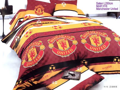 Sprei Anak Motif Manchester United