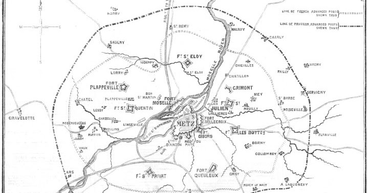Tangled Roots and Trees: Fortress Metz and the 5th