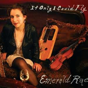 emerald rae if only i could fly cover