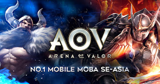 Ganti Avatar Garena AOV - Arena Of Valor