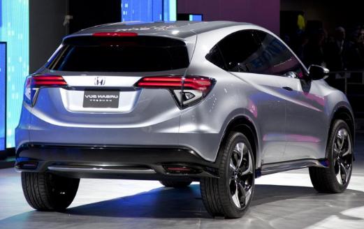 2019 Honda HRV Redesign