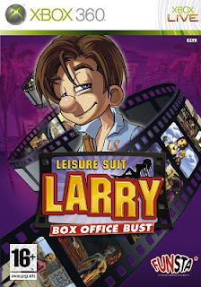 Leisure Suit Larry Box Office Bust (X-BOX 360) 2009