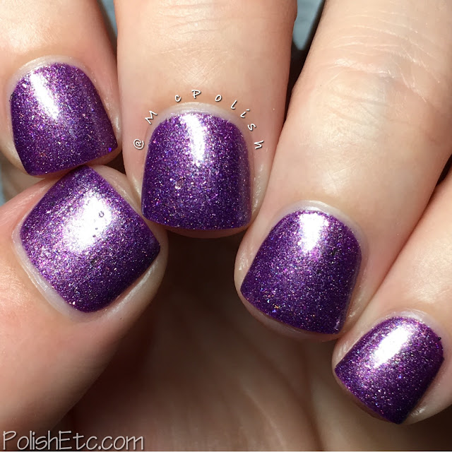 Native War Paints - The Labyrinth Collection - McPolish - Dance Magic