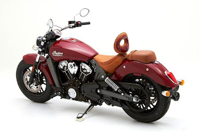 2016 Indian Scout Sixty Cruiser Motorcycle