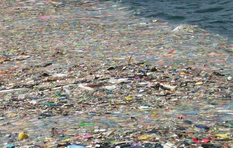 Τα Τεράστιας Έκτασης Σκουπιδονήσια του Ειρηνικού Ωκεανού (ΦΩΤΟ) Αόρατα Γεγονότα