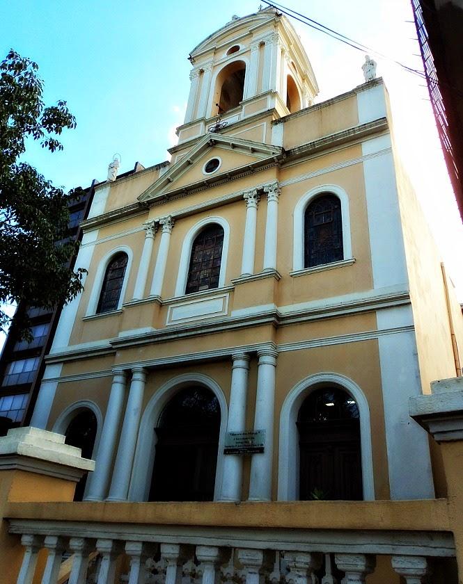 Capela Nosso Senhor do Bom Fim, Porto Alegre