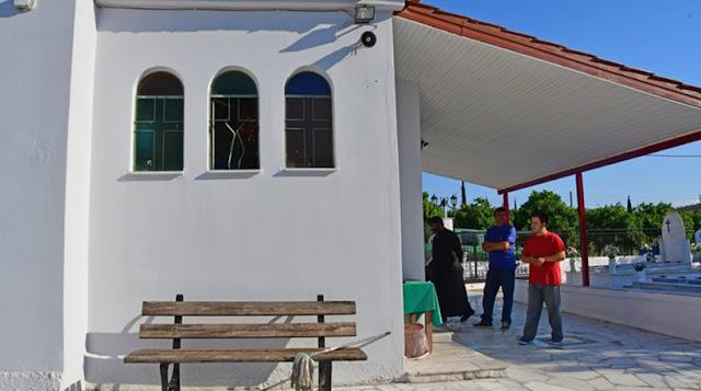 Λάρισα: Συνελήφθησαν δύο Έλληνες την ώρα που έκλεβαν εκκλησία