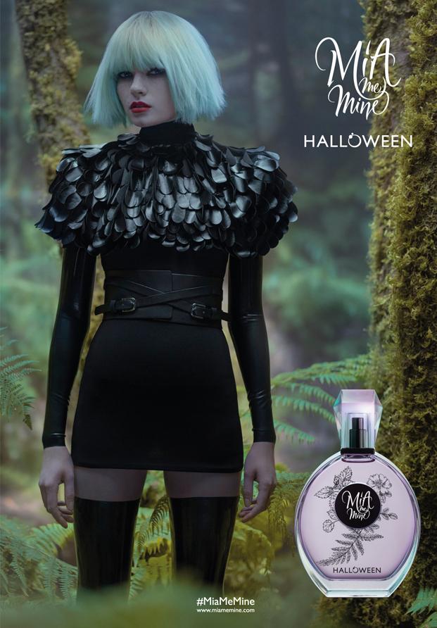 Mia Me Mine, la nueva y misteriosa fragancia de Halloween Perfumes