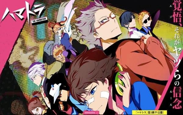 [d-anime] Download Anime Hamatora The Animation Full Episode 01-12 Subtitle Indonesia