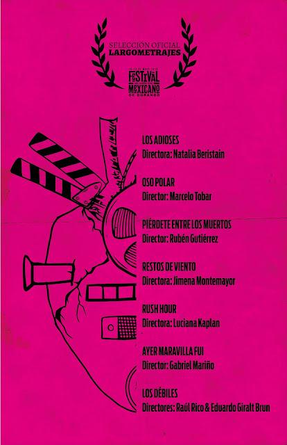 festival de cine durango 2018