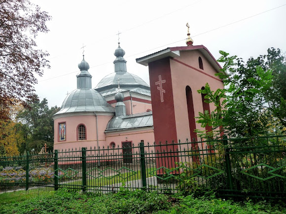 Сокаль. Церковь святого Николая 16 век