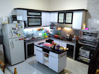Kitchen set klasik