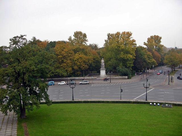 zwiedzanie stolicy Niemiec, Kolumna Zwycięstwa