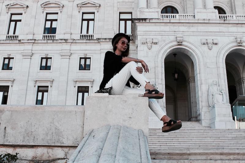 lisbonne 2017 blogueuse française style outfit inspiration