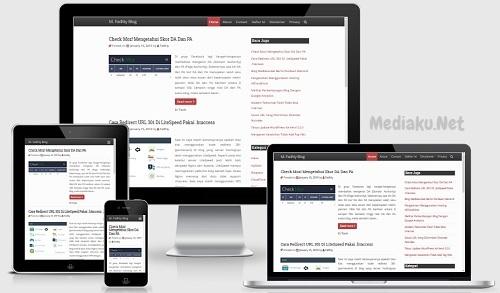 Membuat Screenshot Tampilan Blog