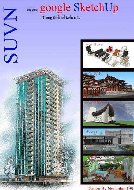 Ebook: Ứng dụng sketchup trong thiết kế kiến trúc