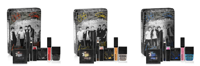 Makeup by One Direction First Look