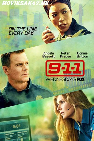 9-1-1 Season 1-2 Complete Download 480p 720p HEVC x265