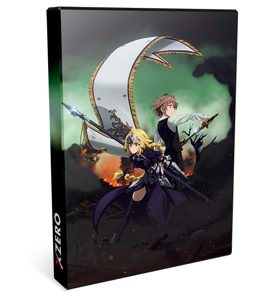 Fate Apocrypha - Fate/Apocrypha   25/25   HD + VL   Mega / 1fichier / Google