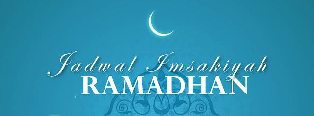Jadwal Imsakiyah Puasa Ramadhan 1440 H / 2019 M