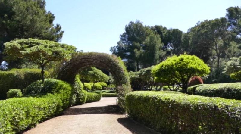 Me gusta ahorrar visita gratis los jardines de marivent for Jardines de marivent