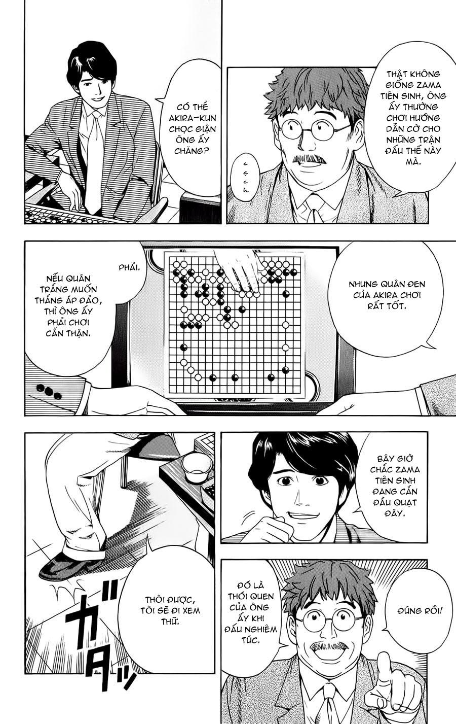 Hikaru No Go hikaru no go chap 48 trang 16