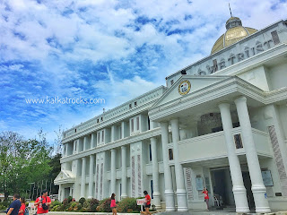 provincial capitol of Davao Oriental