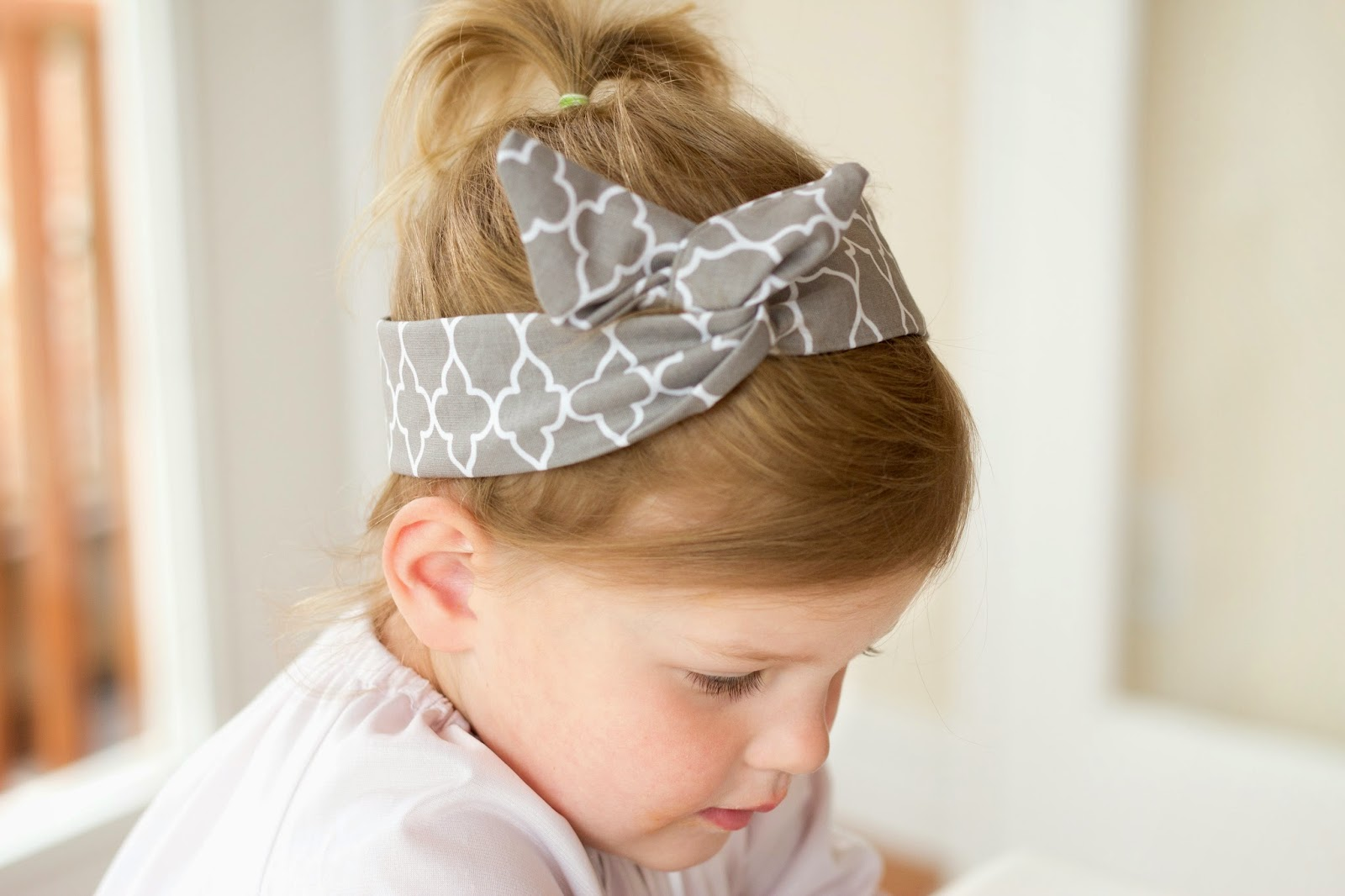 do it yourself divas: DIY Wire Headband