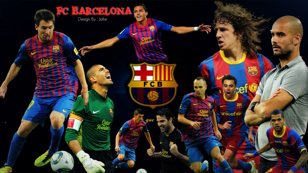 Sport Wallpaper Fc Barcelona: World Sports Hd Wallpapers: FC Barcelona Hd Wallpapers