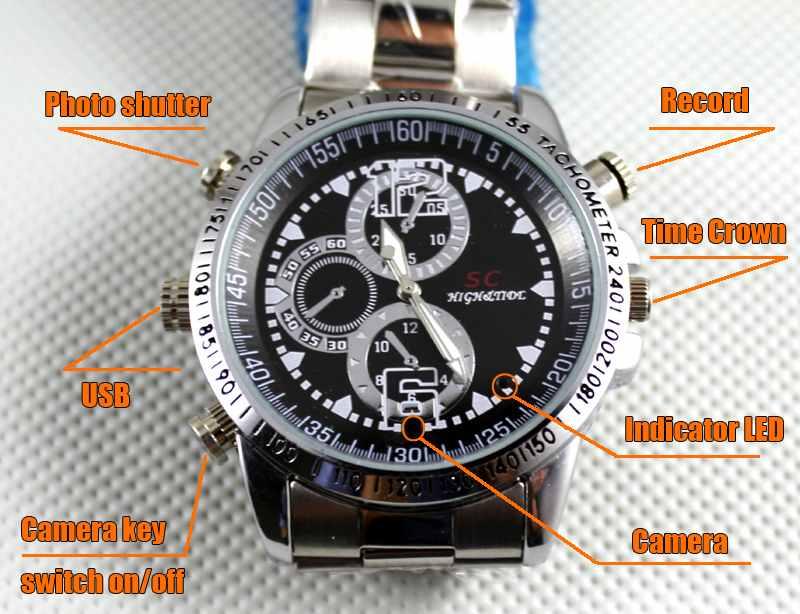 47360820dc1a Reloj Espia ¿tu lo comprarias