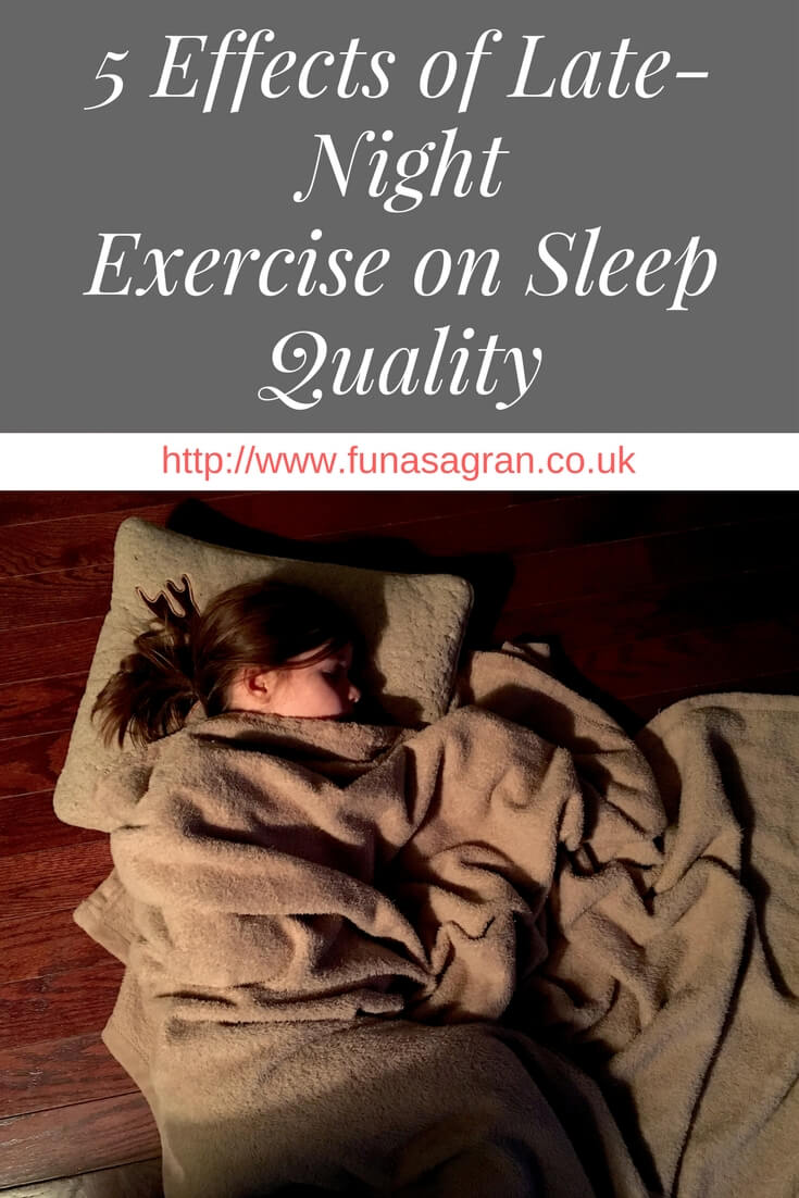 Sleep and Late Night Exercise Not as Bad as Originally Thought