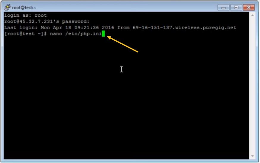 Upload Upload File Size Limite MySQL PHPMyAdmin