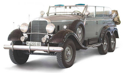 Mercedes 540 G4