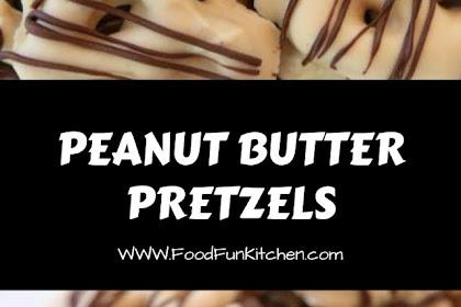 Peanut Butter Pretxels