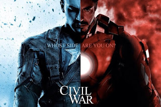 Captain America: Civil War Piece Of Shit Or Not?