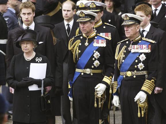 Królewskie Pogrzeby: Królowa Matka.