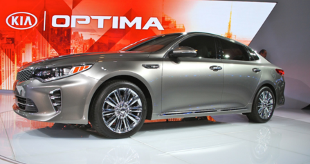 2016 KIA Optima SX Tturbo Price Australia