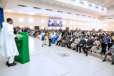 Pres. Buhari: Multi-party Democracy Is The Best For Nigeria
