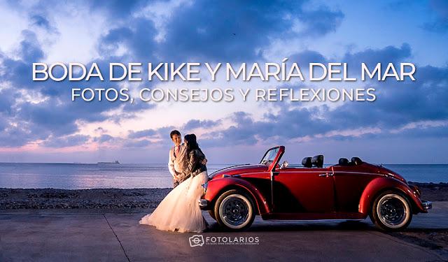 Boda de Kike y María del Mar
