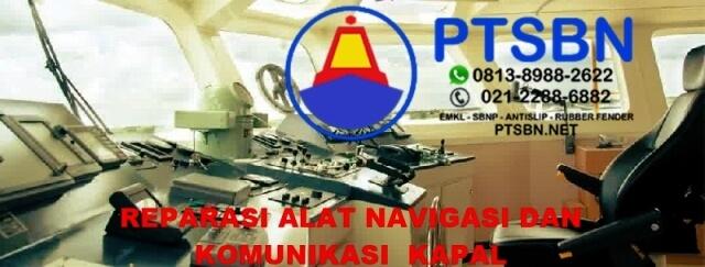 service alat navigasi dan komunikasi kapal, service radar kapal, alat navigasi elektronik kapal