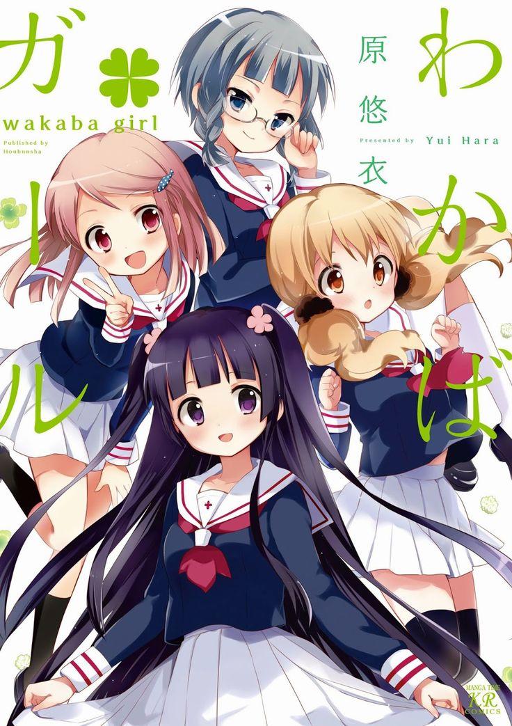 Wakaba Girl Adalah Anime Yang Menceritakan Tentang Kehidupan Gadis Imut Dari Keluarga Yaitu Kohashi Mulai Berteman Dengan Moeko