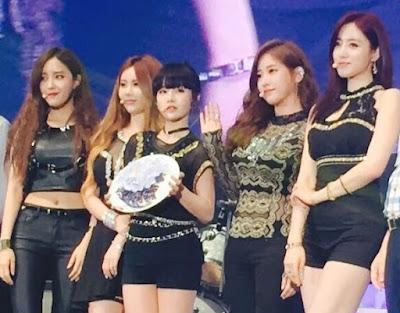 T-ara received the 'Asian Idol' award at the 2015 Hong Kong Youth Music Festival | T-ara World