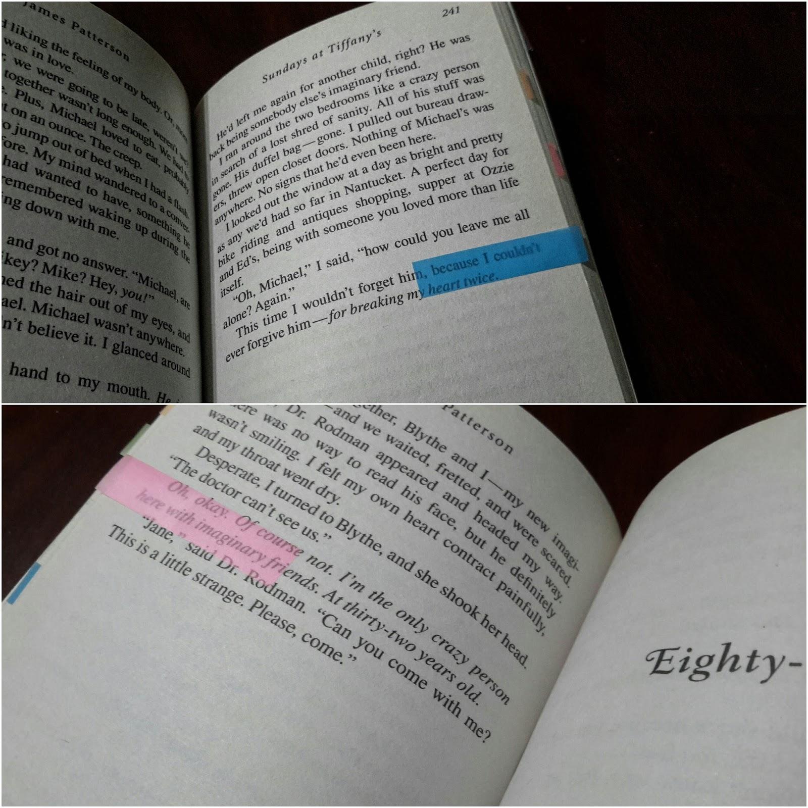 Sundays At Tiffanys Book
