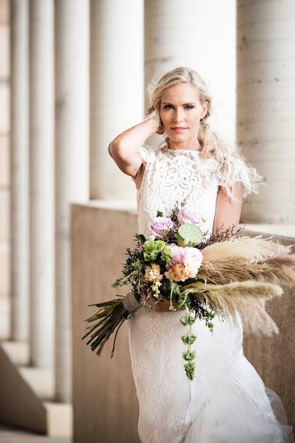OUTDOOR MARQUEE WEDDING GOLD COAST BOHEMIAN BRIDE WEDDING DRESS AUSTRALIAN DESIGNER