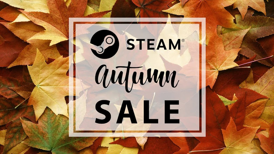 steam autumn sale 2018 valve pc