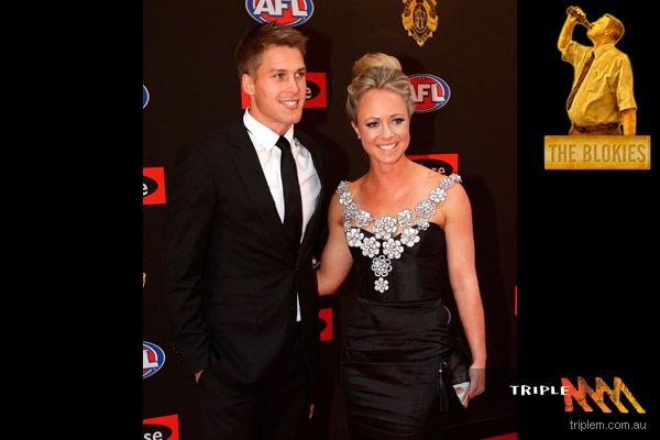 Beyond Addicted Fashion Police 2012 Brownlow Medal Red