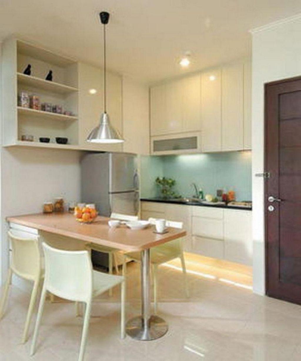 kreasi desain interior dapur type 45 unik