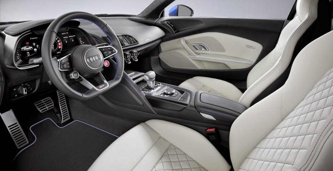 2015-2016 Audi R8